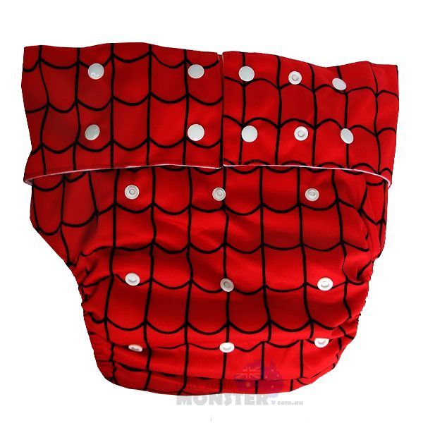 Spiderweb Adult Cloth Diaper