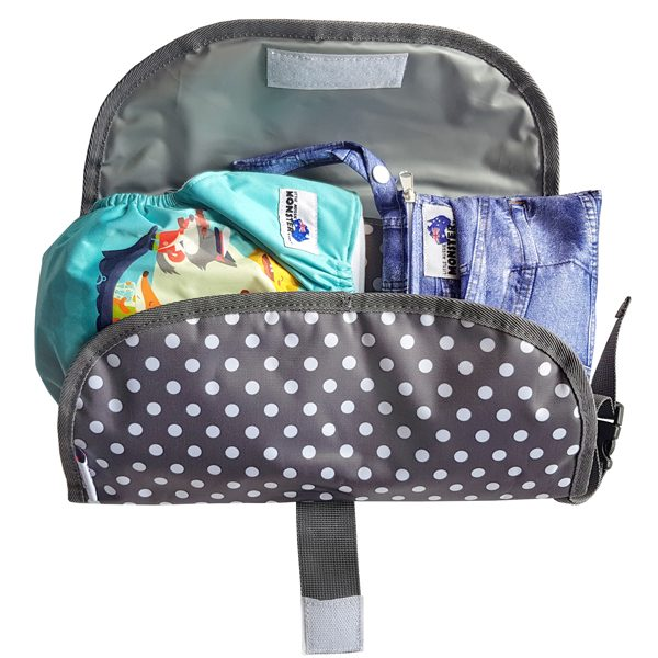 3 in 1 Change Mat Nappy Wallet