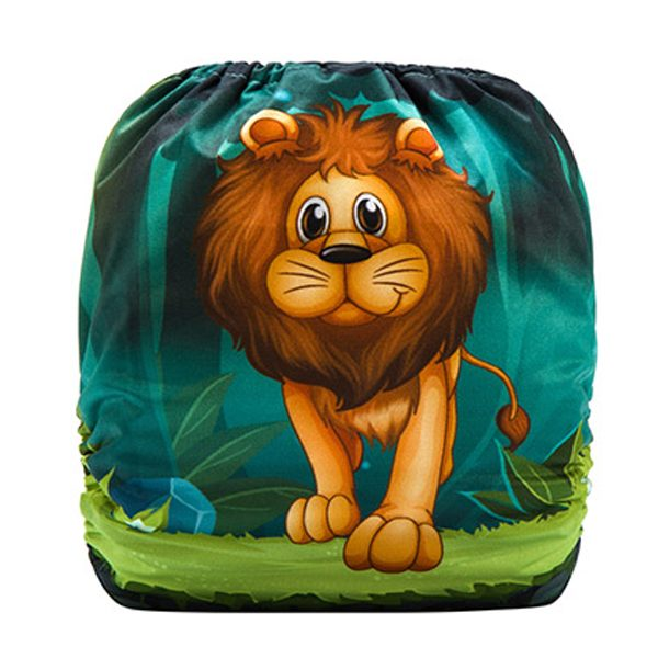Lion Reusable Cloth Nappy