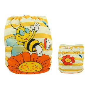 Bumble Bee Flower MCN