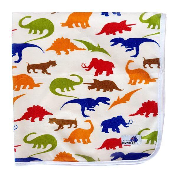 Baby Change Mat Dinosaurs