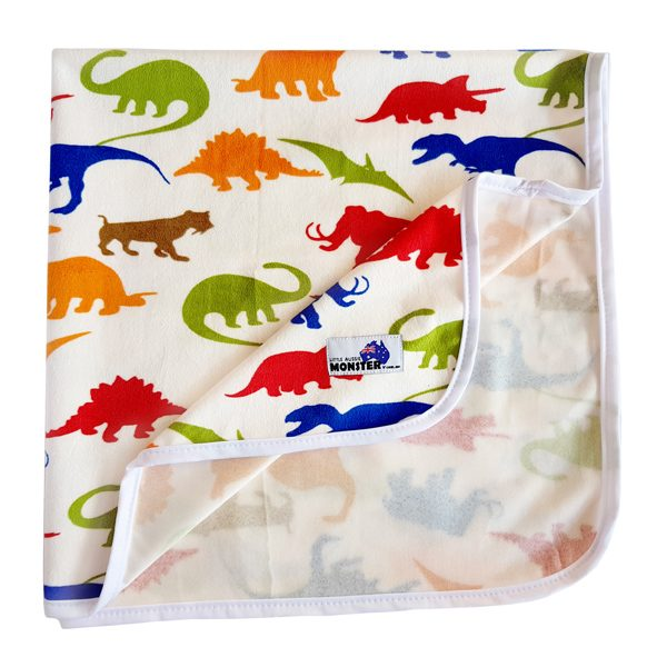 Change Mat Dinosaurs