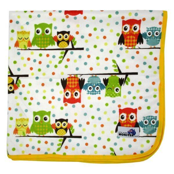 Change Mat Owl Family