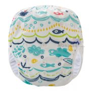 Blue Whale Reusable Swim Nappy
