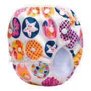 Pink Summer Fun Reusable Swim Diaper