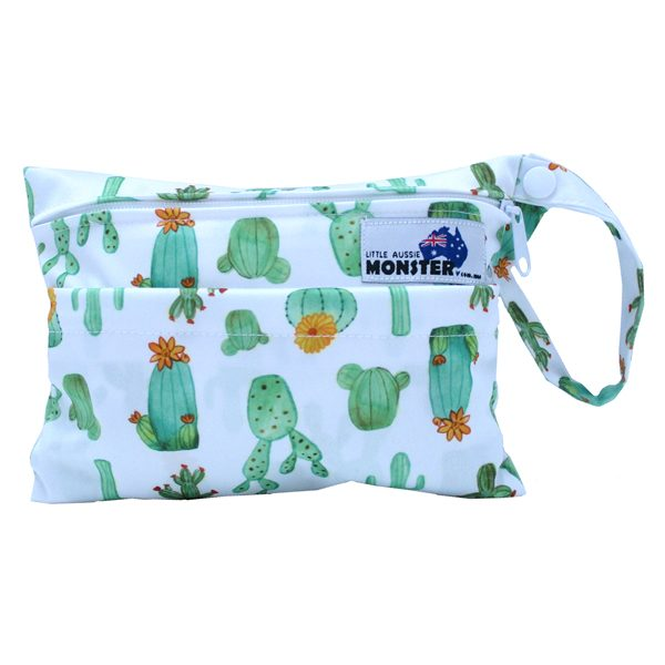 Mini Wet Bag Cactus
