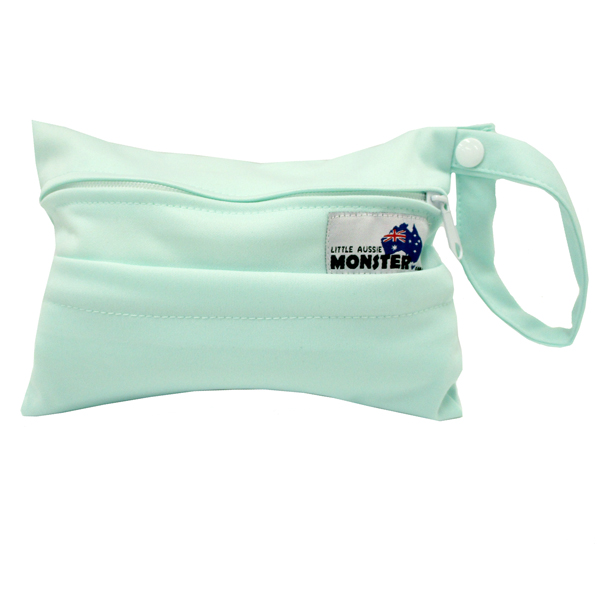 Mini Wet Bag Light Green