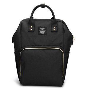 Backpack Black Front new