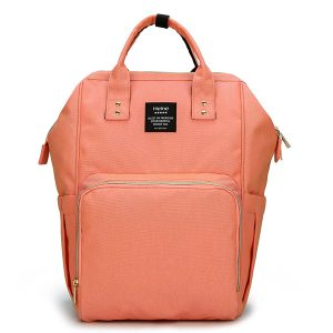 Backpack Coral Front new