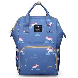 Unicorn Nappy Bag Backpack