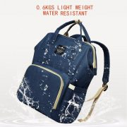 Nappy Bag Backpack Water Resistant