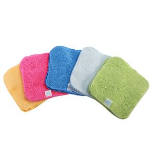 colour cloth baby wipes