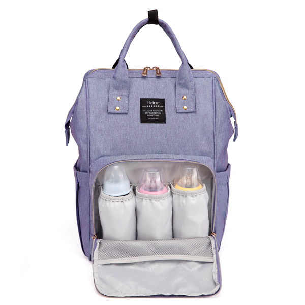 Backpack Blue Open new