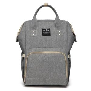 Nappy Backpack Grey
