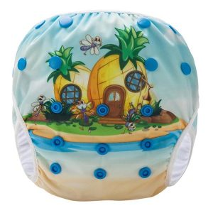 Island Washable Swim Nappy