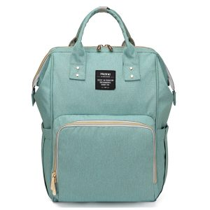 Backpack Green Front new