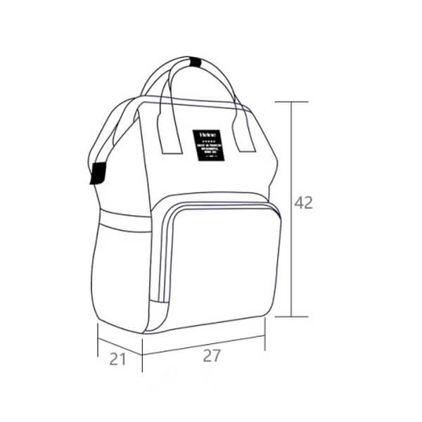 Heine Backpack Standard Size