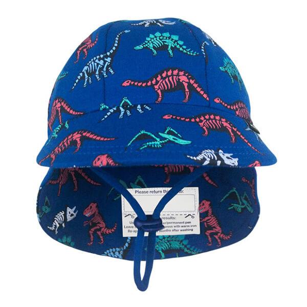 Legionnaire Hat Fossil 3-6 Mths