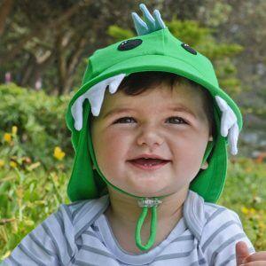 Boys baby Legionnaire Hat Dinosaur - 47 cm - 6-12 months - S