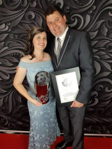 Cairns Awards Winner