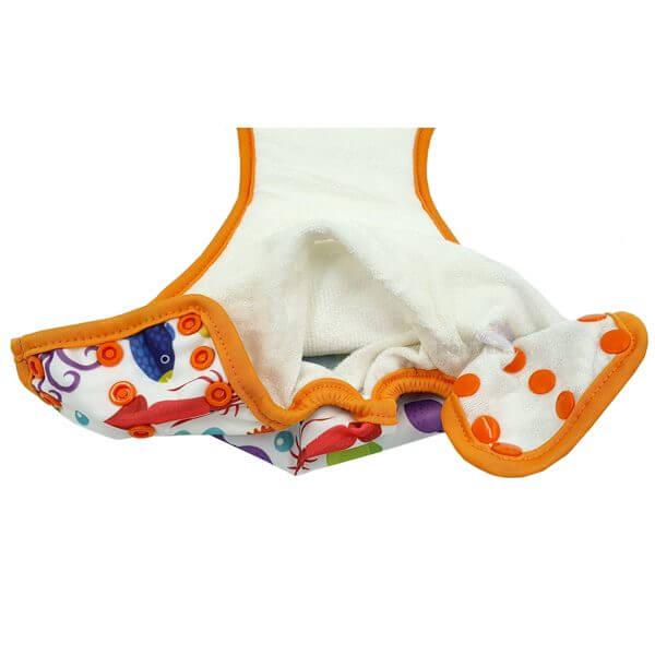 Cloth Training Pants Inside Fabric