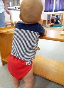 Cloth Nappy Childcare