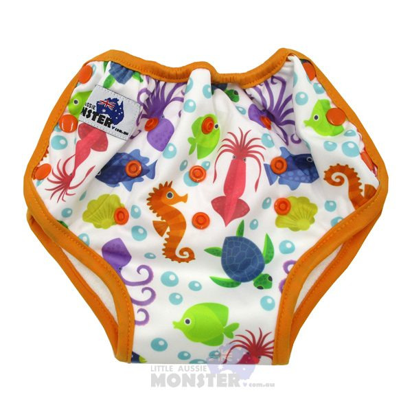Sea Creatures Training Pants