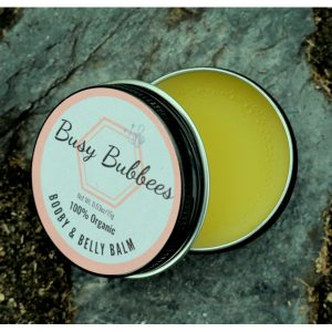 Nipple Belly Natural Balm