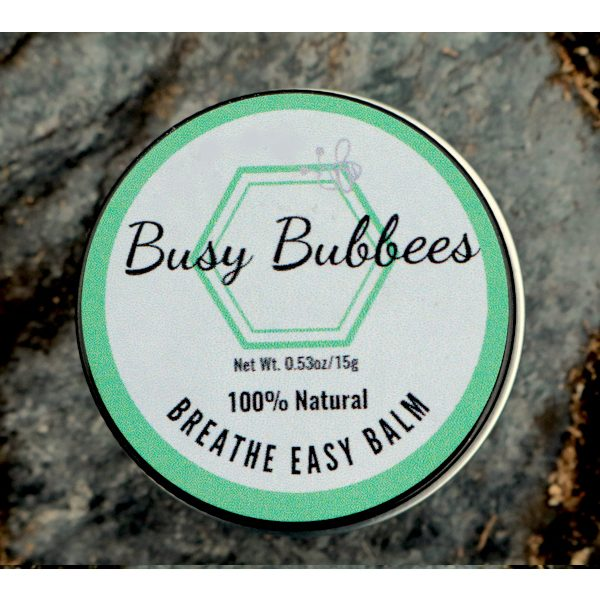 natural baby vapour rub