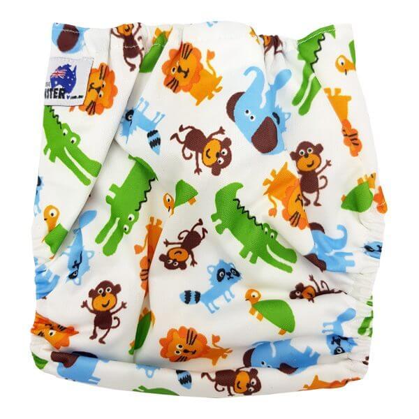 Croc Cloth Nappy
