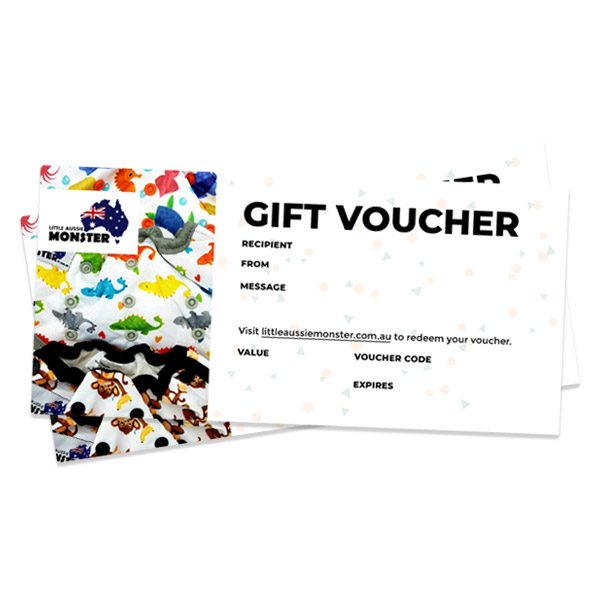 Nappy Gift Voucher