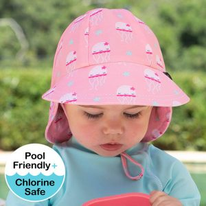 Legionnaire Swim Hat Jelly Fish