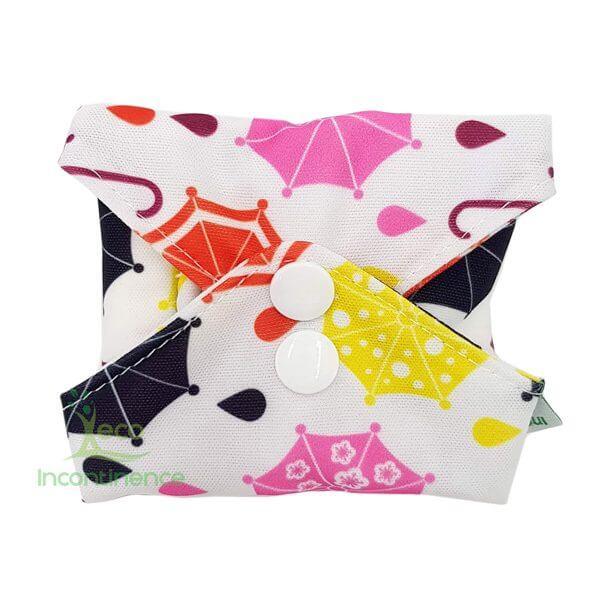Umbrellas Regular Incontinence Pad Folded