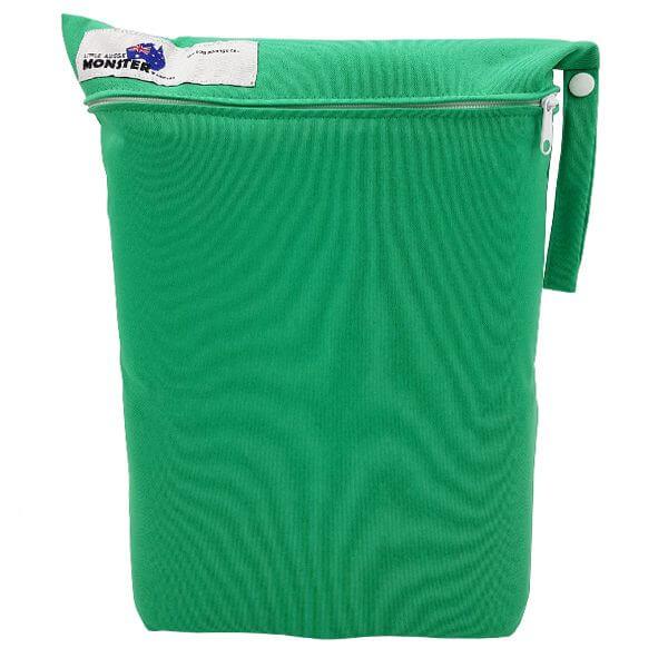 Wet Bag Dark Green