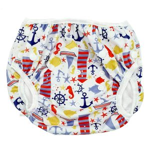 Light House Front Reusable Toddler Swim Nappy