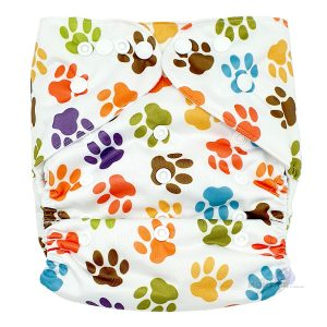 Paw Prints Junior XL