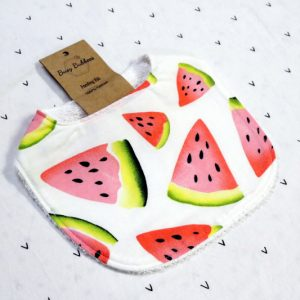 Watermelon Feeding Bib