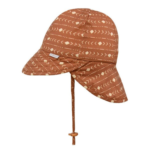 Archie Baby Flap Hat Side