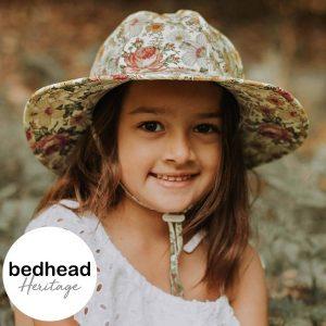 Broadbrim Ponytail Sun Hat Isla