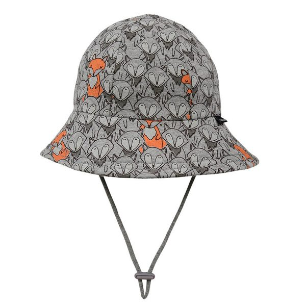 Foxy Baby Bucket Hat Front