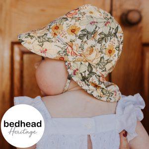 Isla Baby flap hat