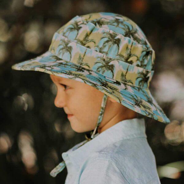 Malibu Broadbrim Kids Hat Side