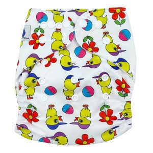 Baby Chicks Modern Cloth Nappy Front