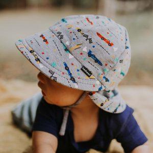 Baby Flap Hat Racer