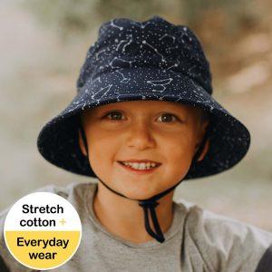Kids Zodiac Bucket Hat Front