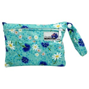 Daisy Field Mini Wet Bag