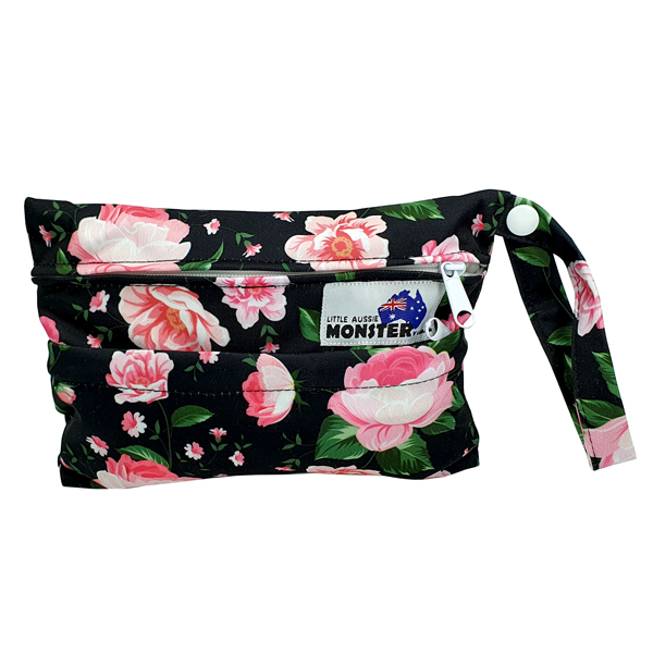Heritage Rose Mini Wet Bag