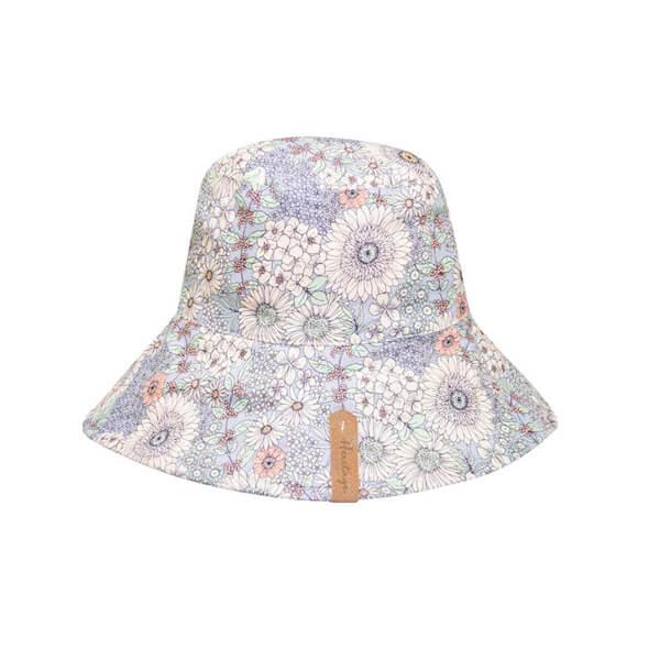 Ladies Reversible Sun Hat Prairie Back