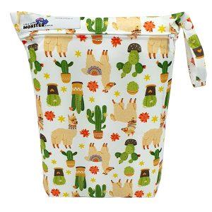 Wet Bag Alpaca Cactus