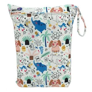 Wet Bag Jungle Elephants